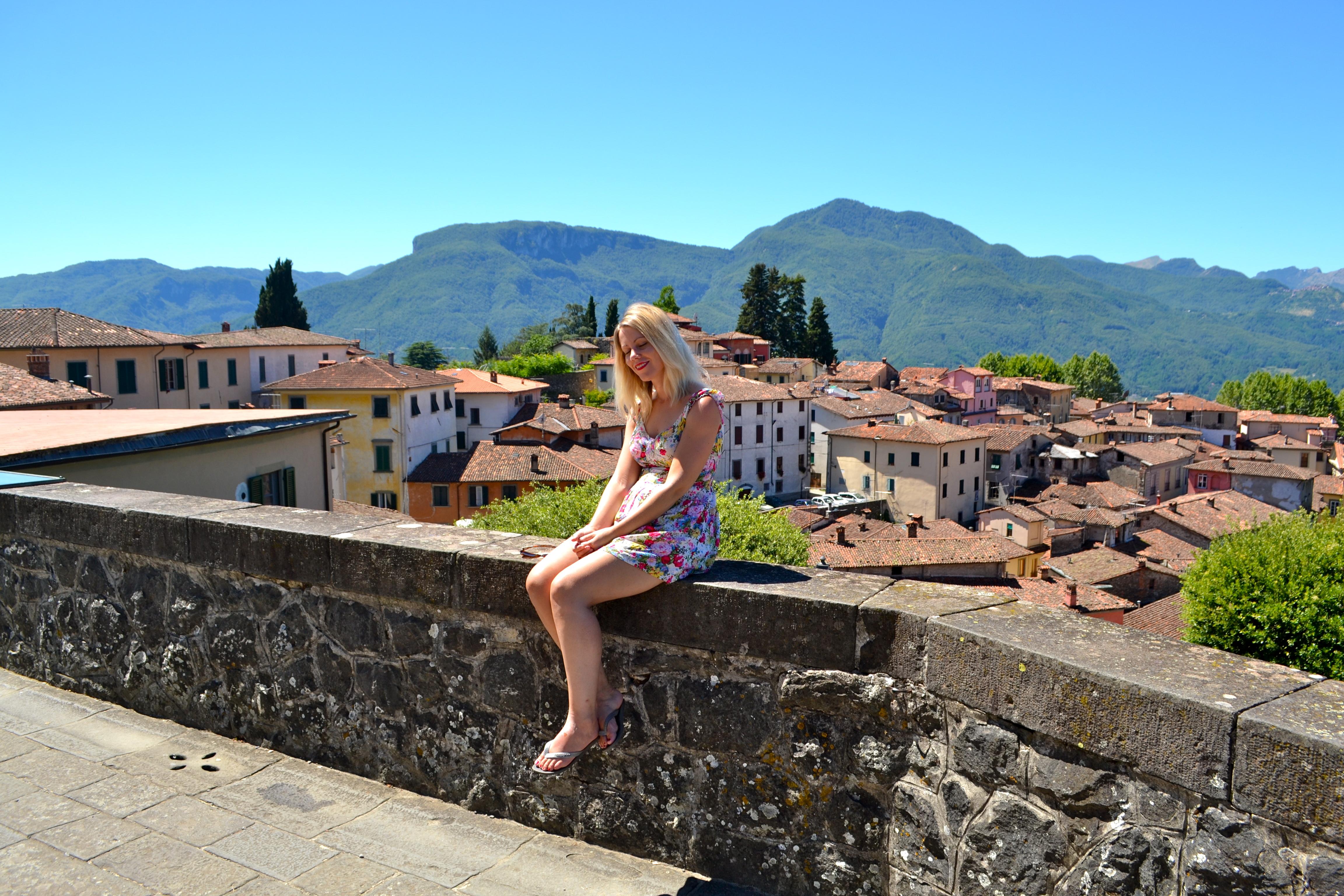 Travel Guide: Lisa eats Bagni Di Lucca and beyond | Bella Bagni di Lucca